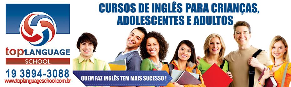 Curso de Inglês em Indaiatuba
