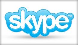 Aulas de ingl�s por Skype