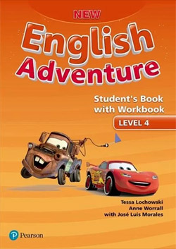 Livro New English Adventure